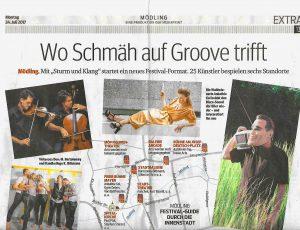 """Kurt am """"Sturm und Klang"""" Festival"""