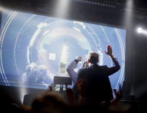 "Kurt Razelli feat. Matthias Strolz ""Lost in Space"" Releaseparty im Flex"